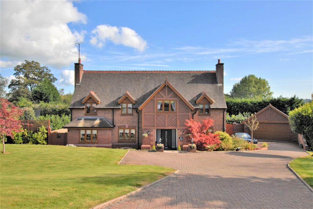 Doveleys Manor Park, Staffordshire