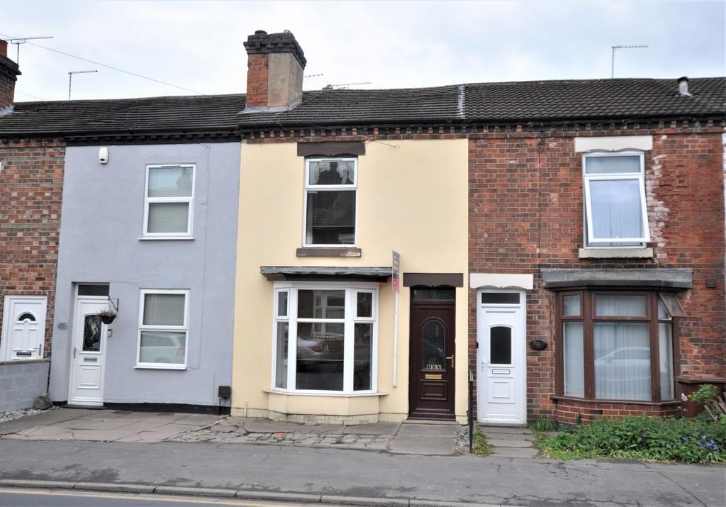 Shobnall Street, Burton-on-Trent