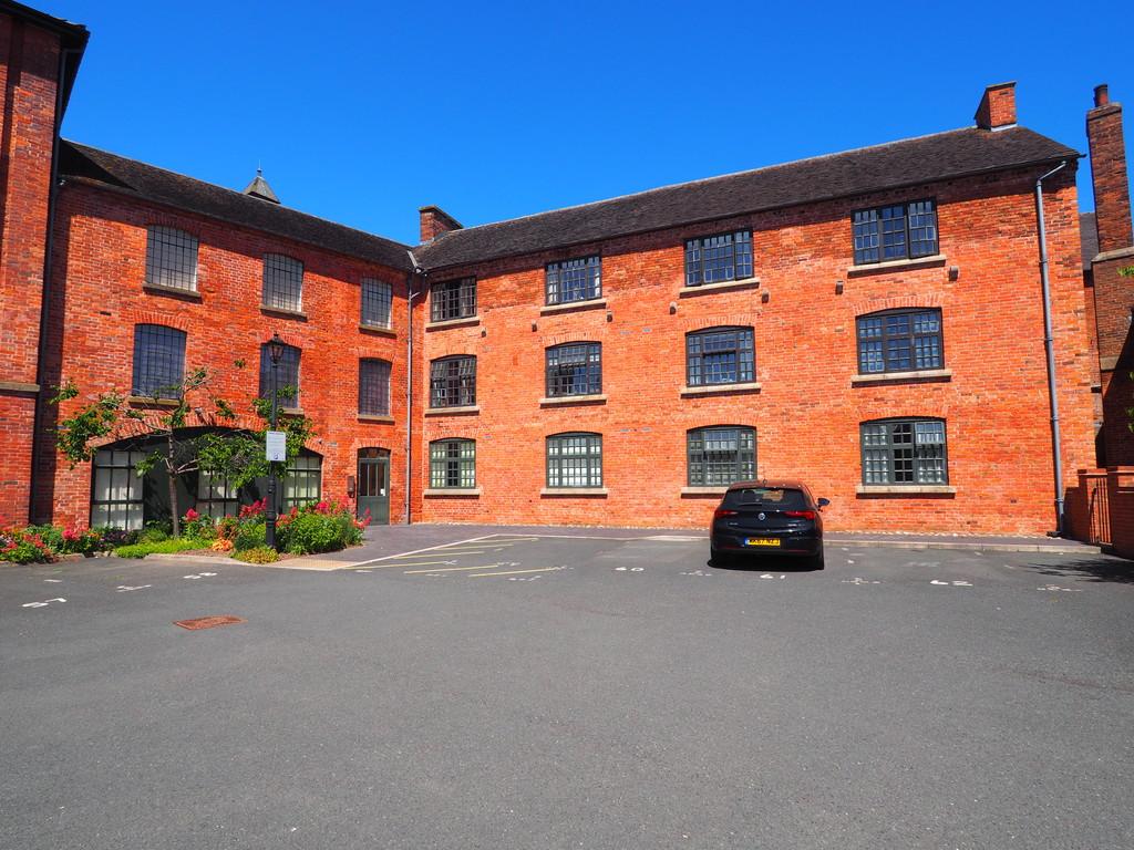 Tean Hall Mills, High Street