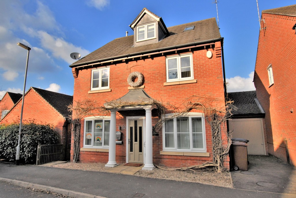 Bowling Green Road, Uttoxeter ST14 7HW