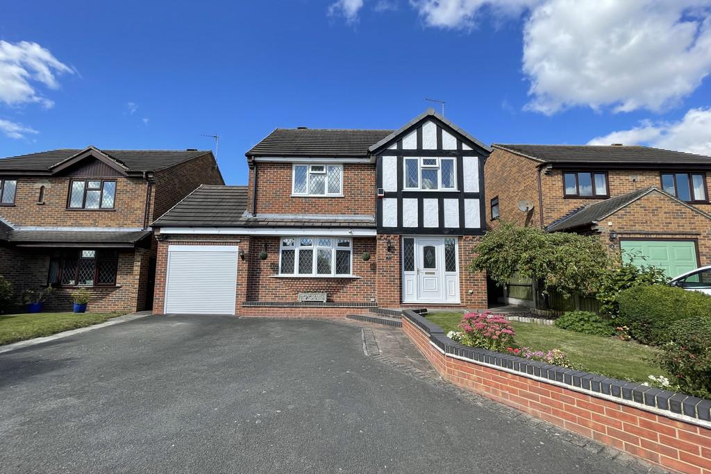 Kingsdale Croft, Burton-on-Trent, Stretton