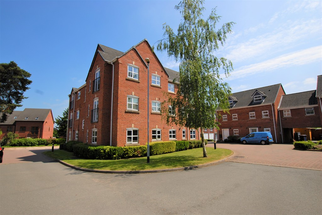 Old Lodge Close, Uttoxeter
